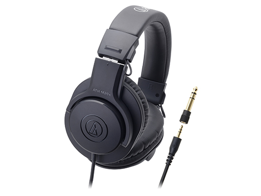 Audio Technica M20X's
