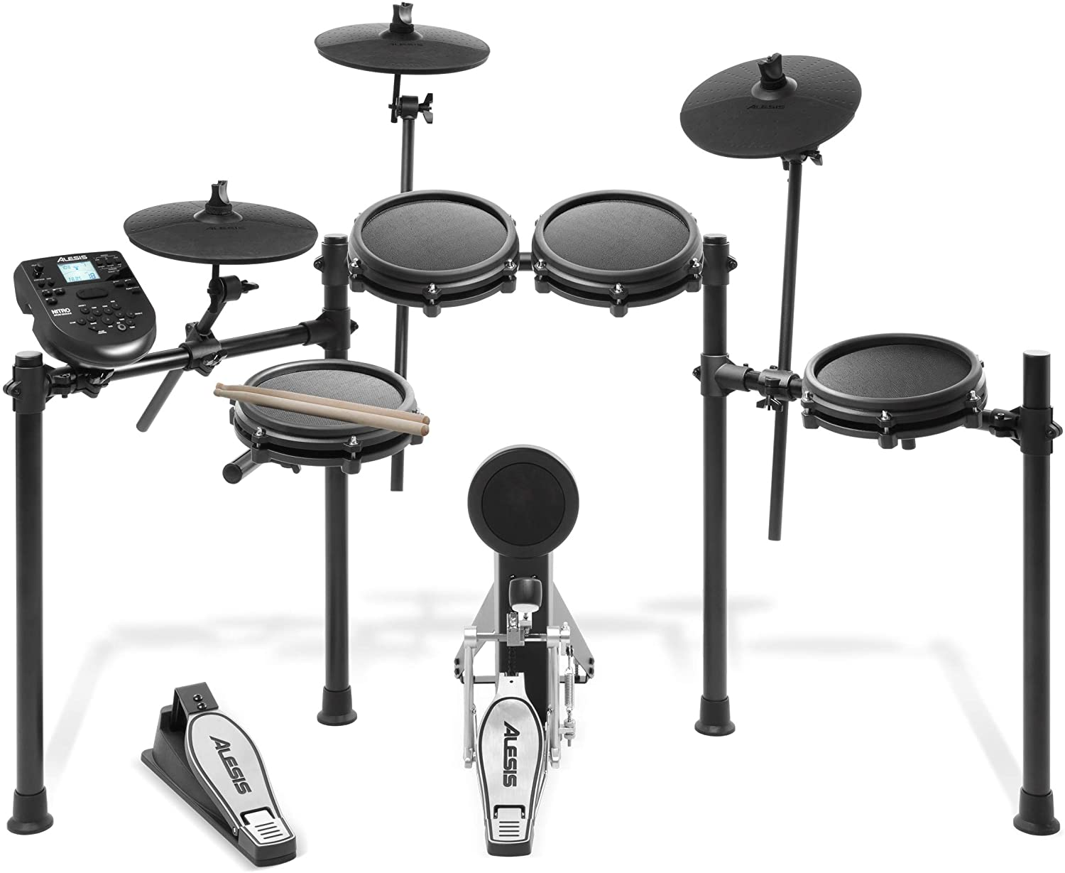 Best Budget Electronic Drum Set