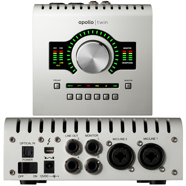 Best Thunderbolt Audio Interface