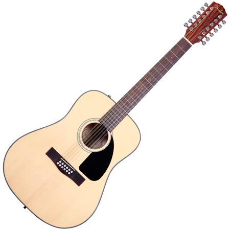 Fender CD100 12-String Acoustic-Electric